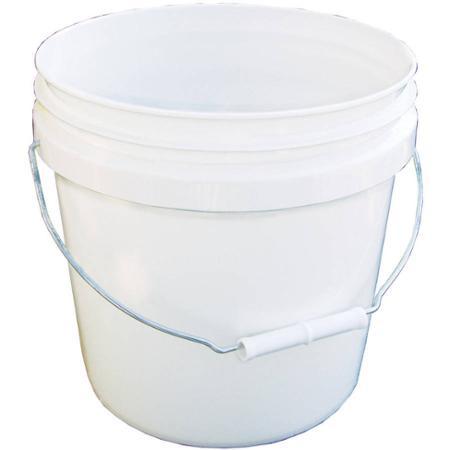 Encore Plastics 2-Gallon Pail (White) $1.73 @ Walmart