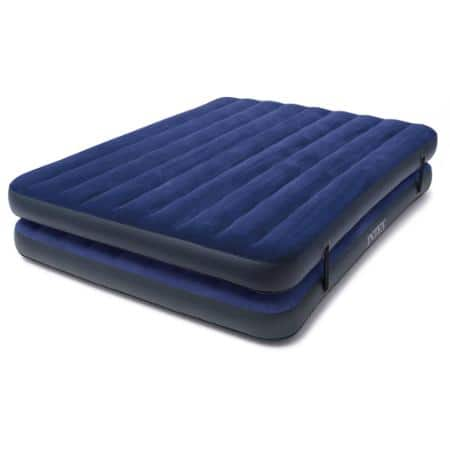 Intex Queen 2-in-1 Guest Downy Airbed Mattress w/ High-output Hand Pump $19.97 + Free Store Pickup Walmart.com