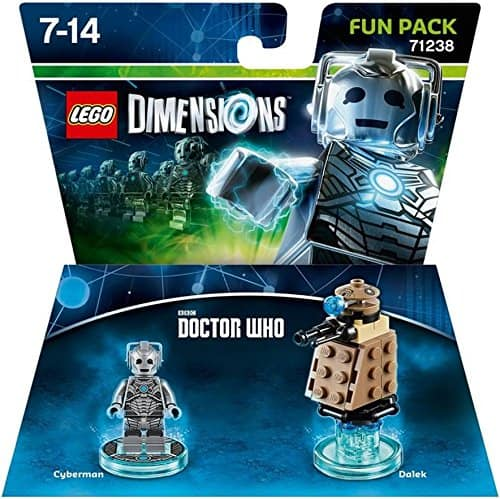 LEGO Dimensions Dr. Who Fun Pack  $6.30 + Free Store Pickup