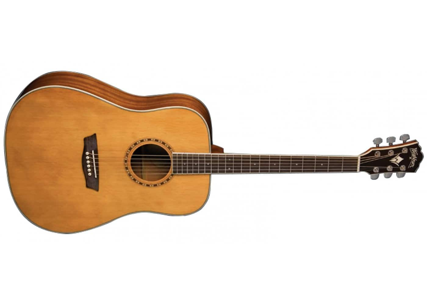 Washburn WD11S Dreadnought Solid Cedar Top Acoustic Guitar  $180 + Free Shipping