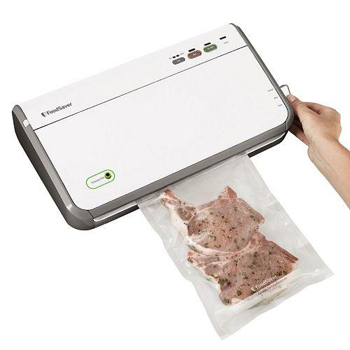 Kohls Cardholders: FoodSaver Vacuum Sealer + $10 Kohl's Cash  $40 after $30 Rebate + Free S&H