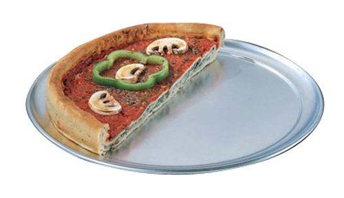 """Aluminum Pizza Pans: 15"""" $4.50, 13"""" $3.60, 7"""" $1.70, 6""""  $1.50 & More"""