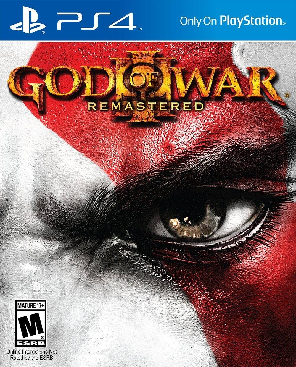 God of War 3 Remastered (PS4)  $15 + Free Store Pickup
