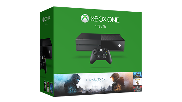 Xbox One 1TB Spring Bundle - $299 w/free shipping extra game and extra controller!