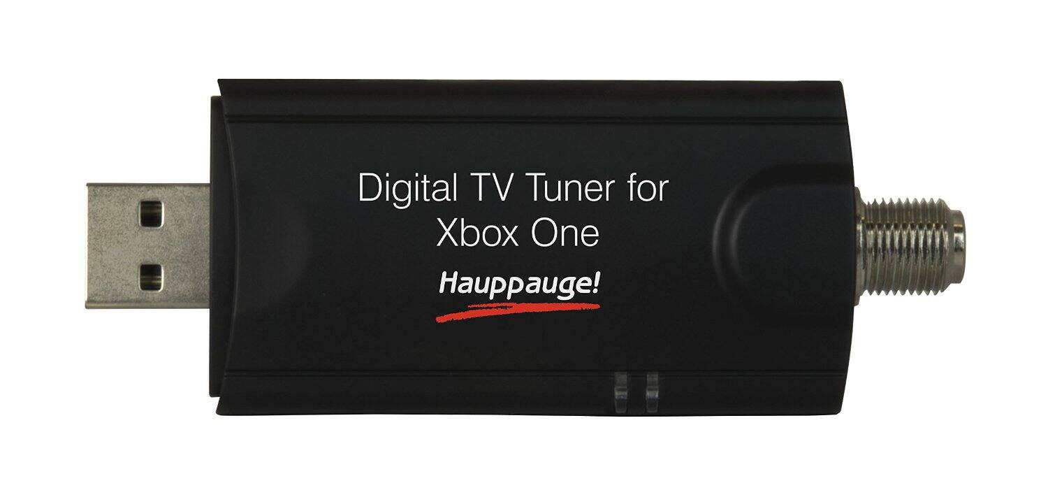 Hauppauge Digital TV Tuner for Xbox One $30 + Free Shipping