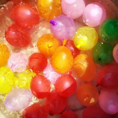 500-Count Water Balloons w/ Quick Refill Accessory $3.20 (or $2.24) + free shipping