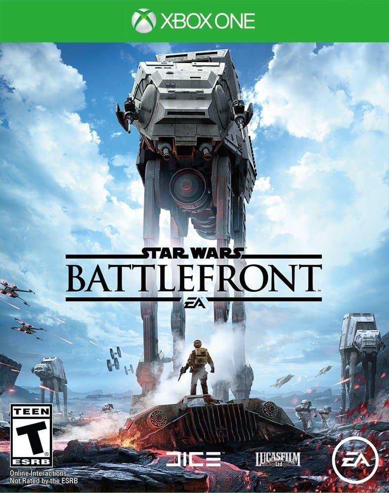 Xbox One Games: Star Wars Battlefront $20, Gears of Wars: UE  $10 & More + Free S&H