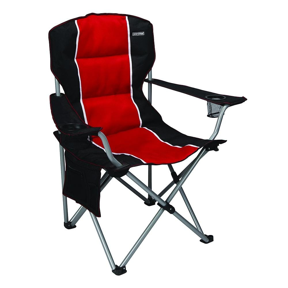 Craftsman Padded heavy duty Camping chair $19.99 FS, less with SYW points
