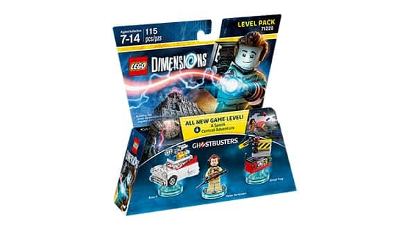 Lego Dimensions Packs: Level Packs $15, Team Packs $12.50, Fun Packs  from $7.50 + Free Shipping