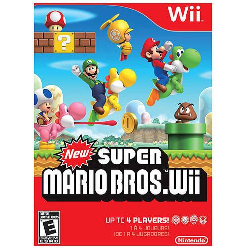 Super Mario Bros (Wii) Pre-owned ($6.88)