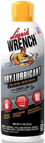 Liquid Wrench Dry Lubricant 11oz - $3.50