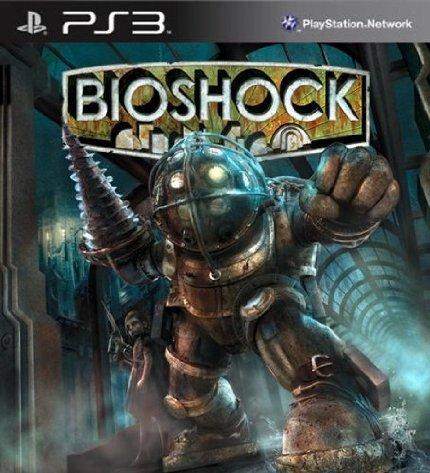 BioShock (PS3 Digital Code) $3.99 via Amazon