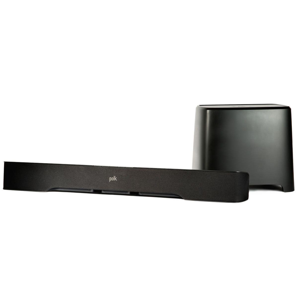 240w Polk Audio Universal Soundbar w/ Bluetooth Subwoofer $175 + free shipping