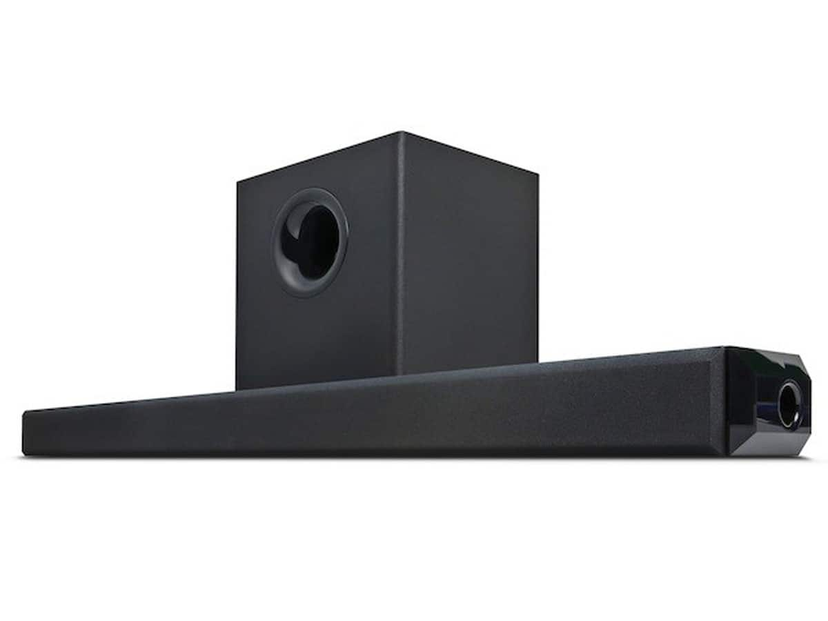 "Monoprice Home Theater 42"" Sound Bar with Bluetooth and Wireless Subwoofer $40 + Free Shipping"