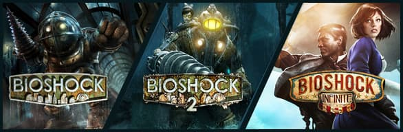 Remastered BioShock: The Collection - Steam Owners of Bioshock, Bioshock 2 and/or Minerva's Den get a free upgrade on Sept 13