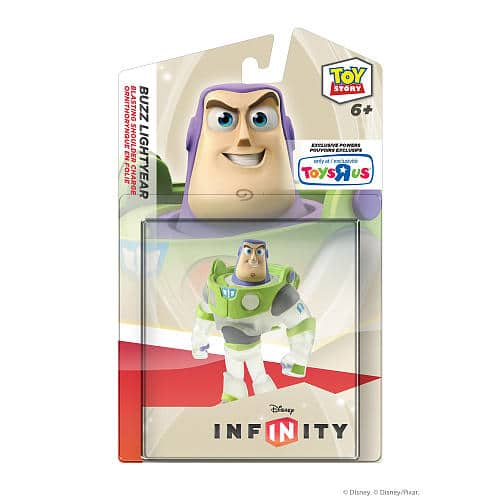 Disney Infinity 1.0 Edition Figures (Buzz Lightyear, Sulley, Agent P)  $3 each + Free Store Pickup