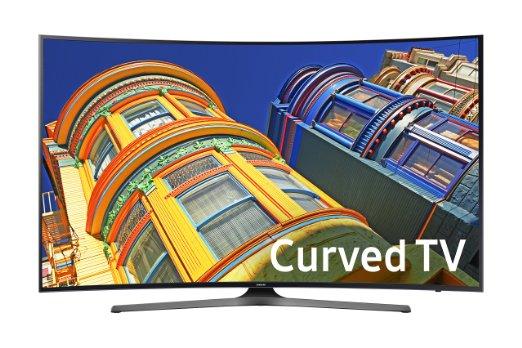 """Samsung UN55KU6500 Curved 55"""" 4K Ultra HD + $300GC - $1000 @Dell"""