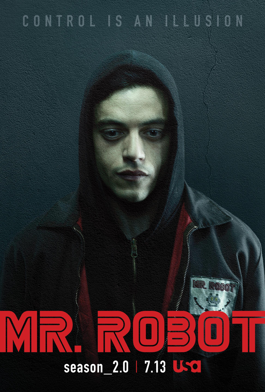 Mr. Robot: Season 2 (HD or HDX Digital Download)  $12
