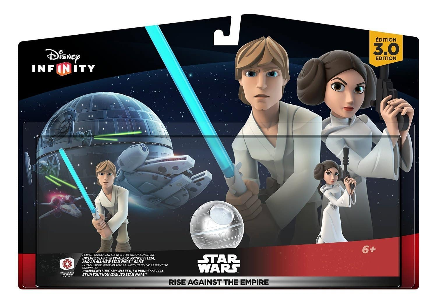Disney Infinity: 3.0 Edition Play Sets: Star Wars Rise Against the Empire $11.99 ($9.59 w/ GCU), Star Wars: The Force Awakens $14.99 ($11.99 w/ GCU) & More + Free Store Pickup