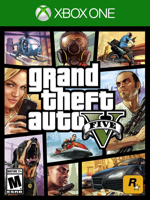 Grand Theft Auto 5 $30.00 + tax