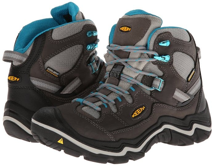 Keen Women's Durand Mid WP Hiking Boots  $90 + Free Shipping