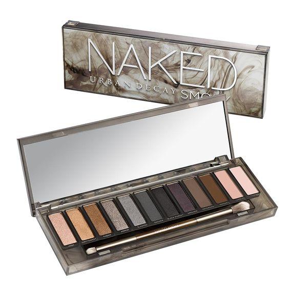 Naked Smoky Eyeshadow Palette  $27 + Free Shipping
