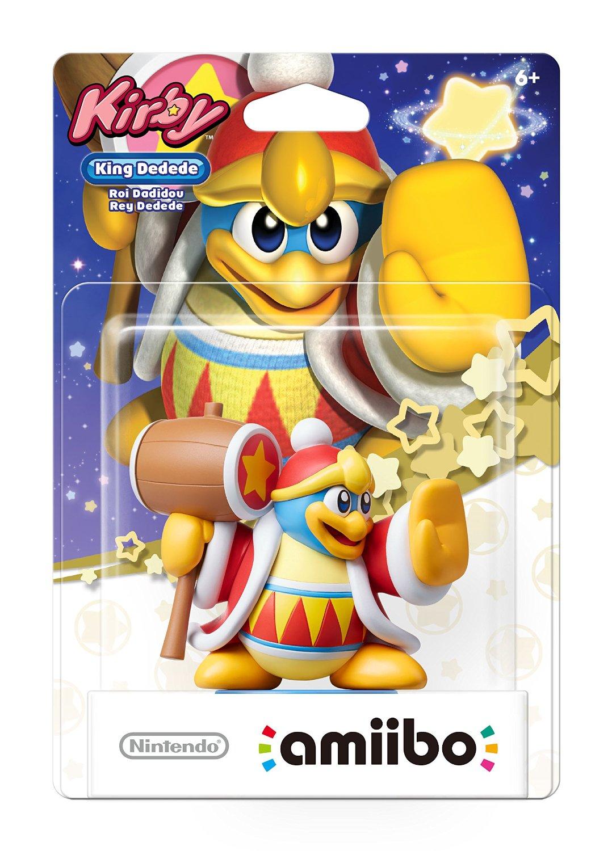 Kirby Series Amiibo: King Dedede or Waddle Dee  $5