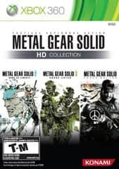 Metal Gear Solid: HD Collection (Xbox 360)  $13.75