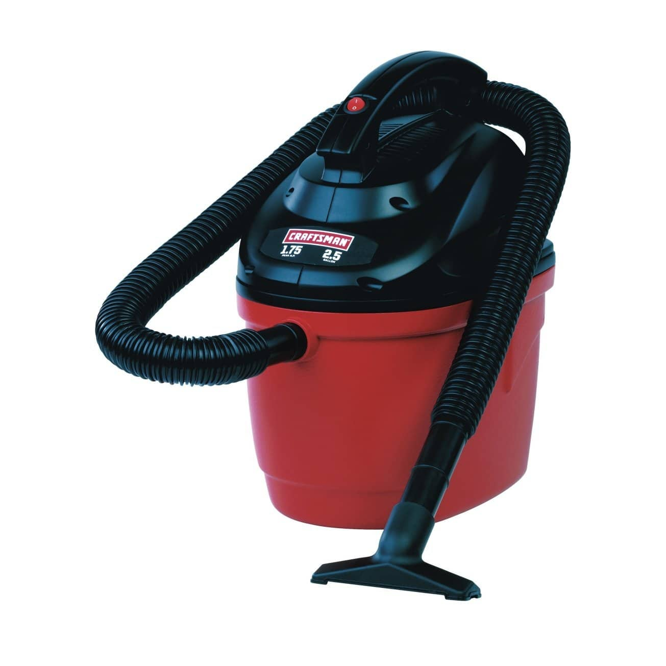 Craftsman 2.5 Gal. 1.75 HP Wet/Dry Vac (00917611) $19.99  @ ACE Hardware till 8/31
