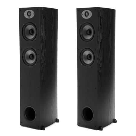 Polk Audio TSx 330T 2-Way Floorstanding Tower Speakers (pair) $220 + free shipping