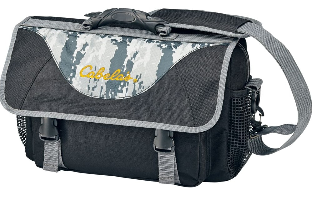 Cabelas Tackle Satchel w/ Tray $7.88 + free store pickup