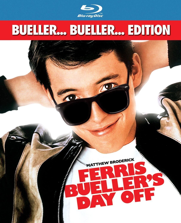 Ferris Bueller's Day Off: Bueller... Bueller... Edition (Blu-ray)  $5 + Free Store Pickup