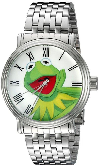 Disney Muppets Men's Analog Display Siver Watch. $7.82, Disney Mickey Mouse Men's Silver Watch $8.78 + FS w/Prime