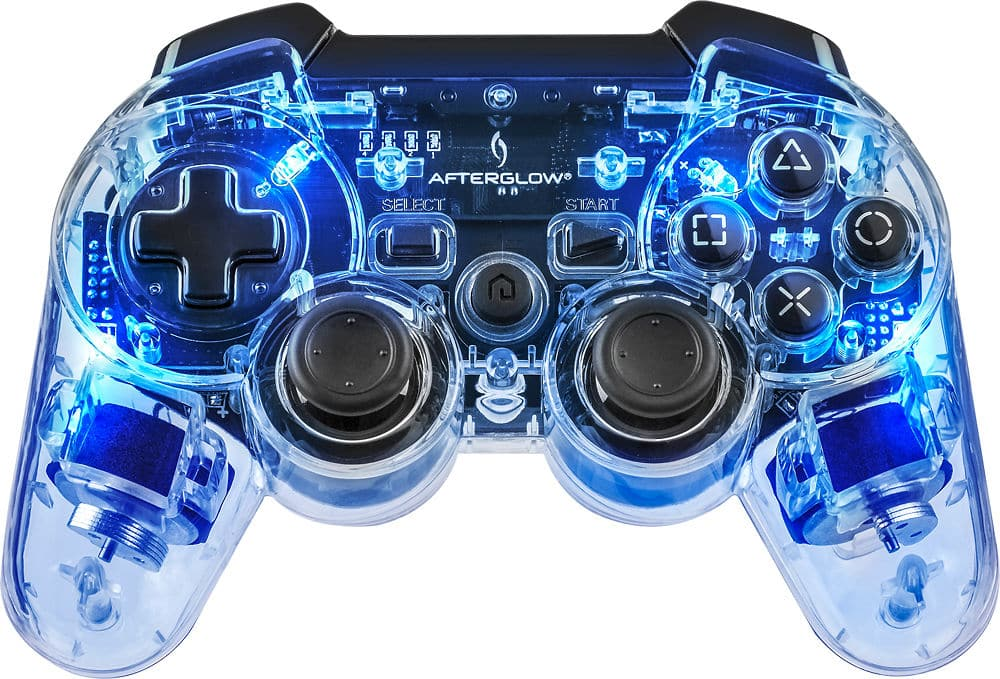 Afterglow Wireless Controller for PS3/Windows $9.99 + Free Shipping via Best Buy