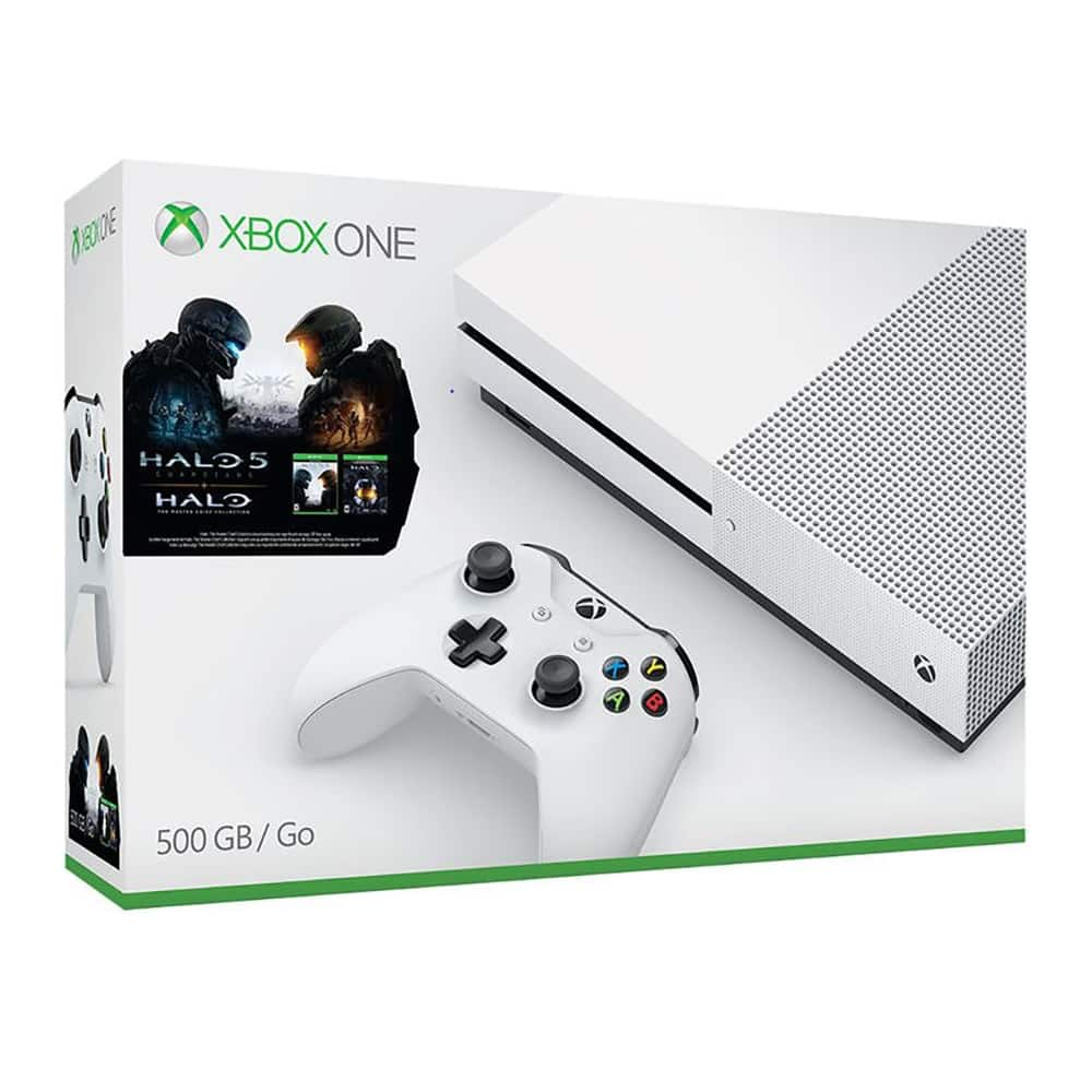 Microcenter XBox One S bundle deals, Halo bundle for $250, Madden 17 for $300
