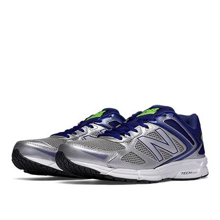 New Balance 460 Men's Running Shoe (Gray w/ Blue) for $34.99 + Free shipping