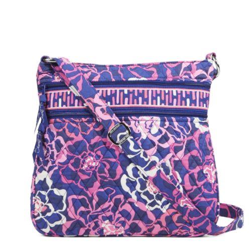 Vera Bradley: Hipster Crossbody Bag $13, Smartphone Wristlet 2.0  $7 & More + Free S&H
