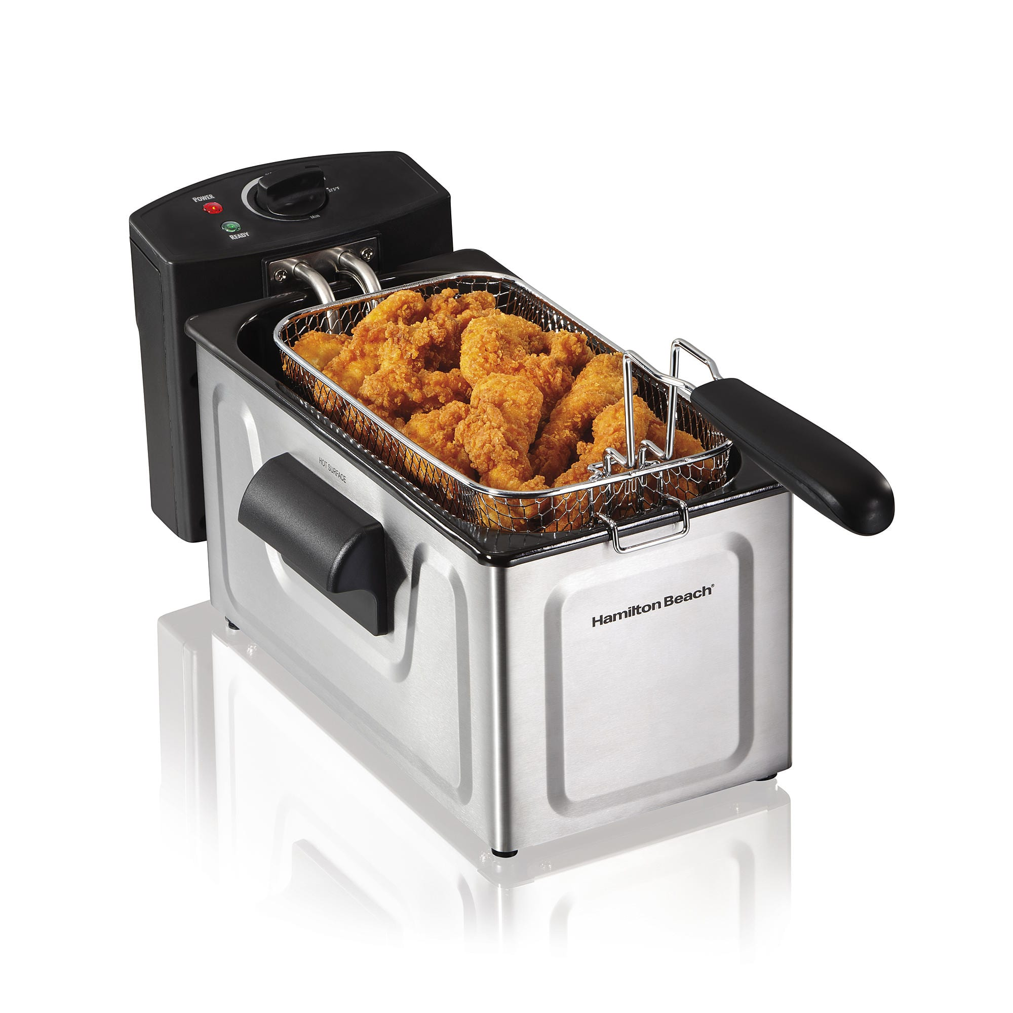 Hamilton Beach: 8-Qt. Slow Cooker or 8-Cup Deep Fryer + $10 Points  $27 + Free Store Pickup