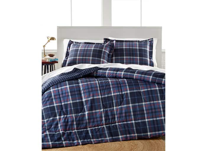 3-Piece Comforter Sets (Full/Queen)  $17 + Free Store Pickup
