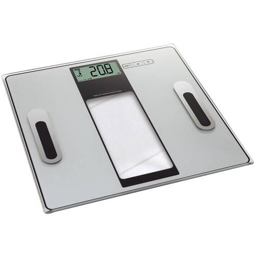Super Slim Body Fat Hydration Monitor Scale $8.98 at Walmart