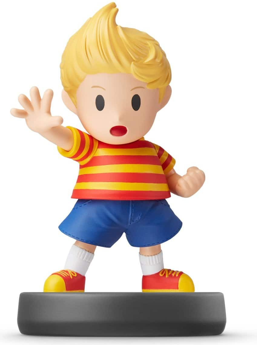 Amazon Prime Members: Lucas Amiibo $5.69 + Free Shipping