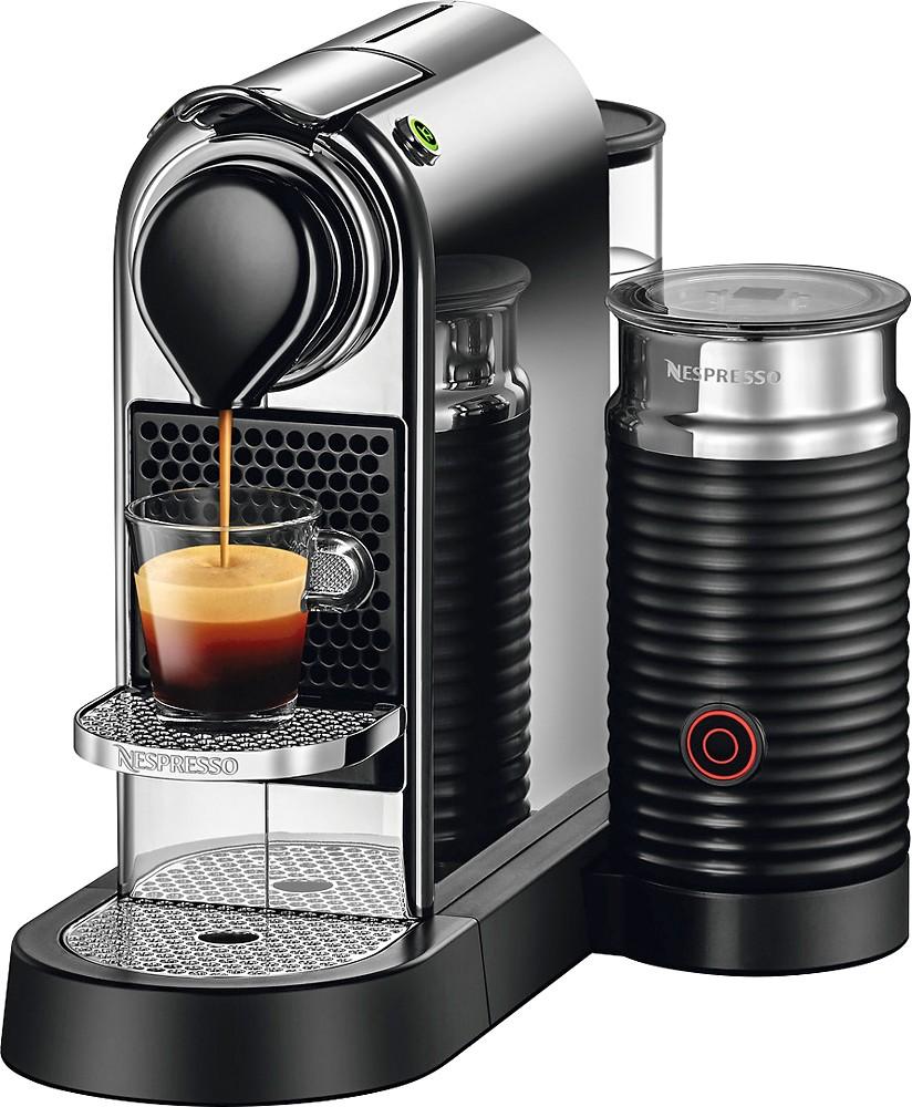 Nespresso CitiZ & Milk Espresso Maker $169  + free shipping