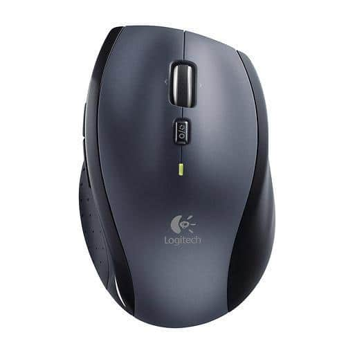 Logitech M705 Marathon Wireless Mouse (Black) $19.49 @ Costco