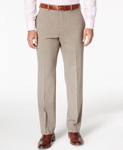 Lauren Ralph Lauren Men's Wool Dress Pants (Classic Fit)  $16