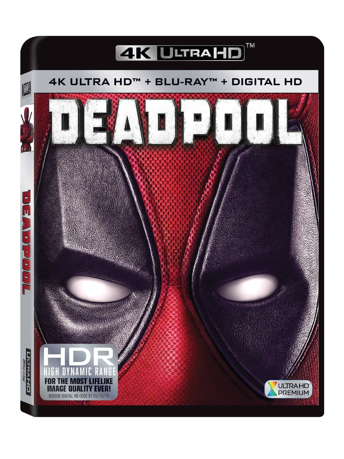 FOX 4K Ultra HD Blu-ray Sale - Deadpool, X-Men, Revenant, Eddie the Eagle and more $18.19 + Free ship $25+