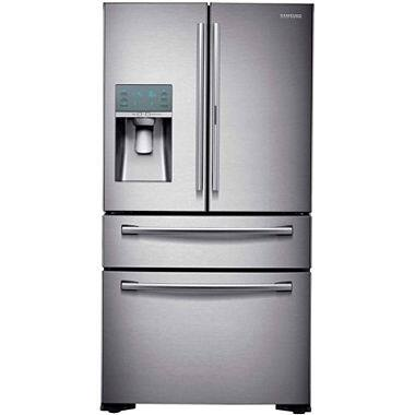 Samsung 22.4 cu. ft. Counter Depth Refrigerator (Stainless Steel)  $2299 + Free Shipping