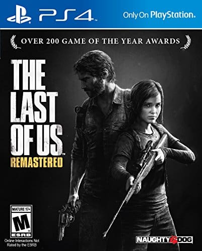PS4 - The Last of Us Remastered - $12.95 -  Amazon - FS with Prime