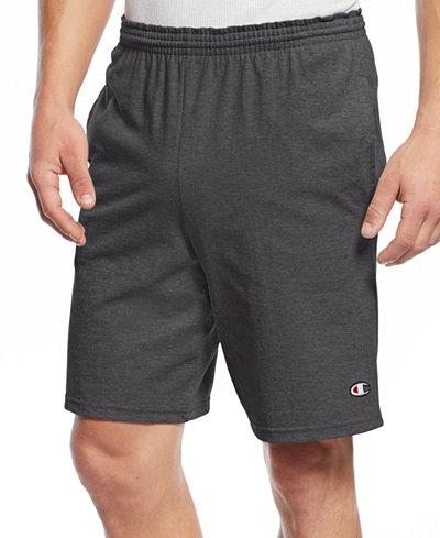 Champion Men's: Powertrain Shorts $10, Jersey Shorts  $6 & More + Free Store Pickup