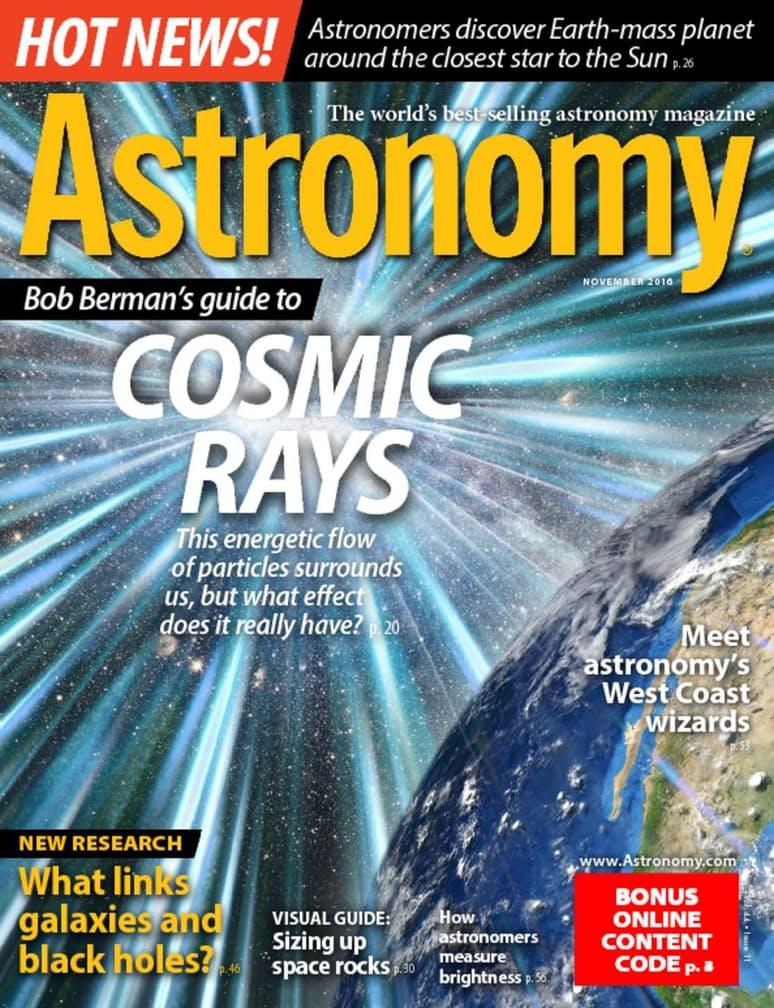 Astronomy Magazine $9.99 per year