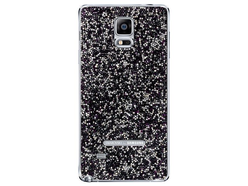 Swarovski Crystal Battery Cover for Galaxy Note 4 - $0.99 @www.samsung.com/us